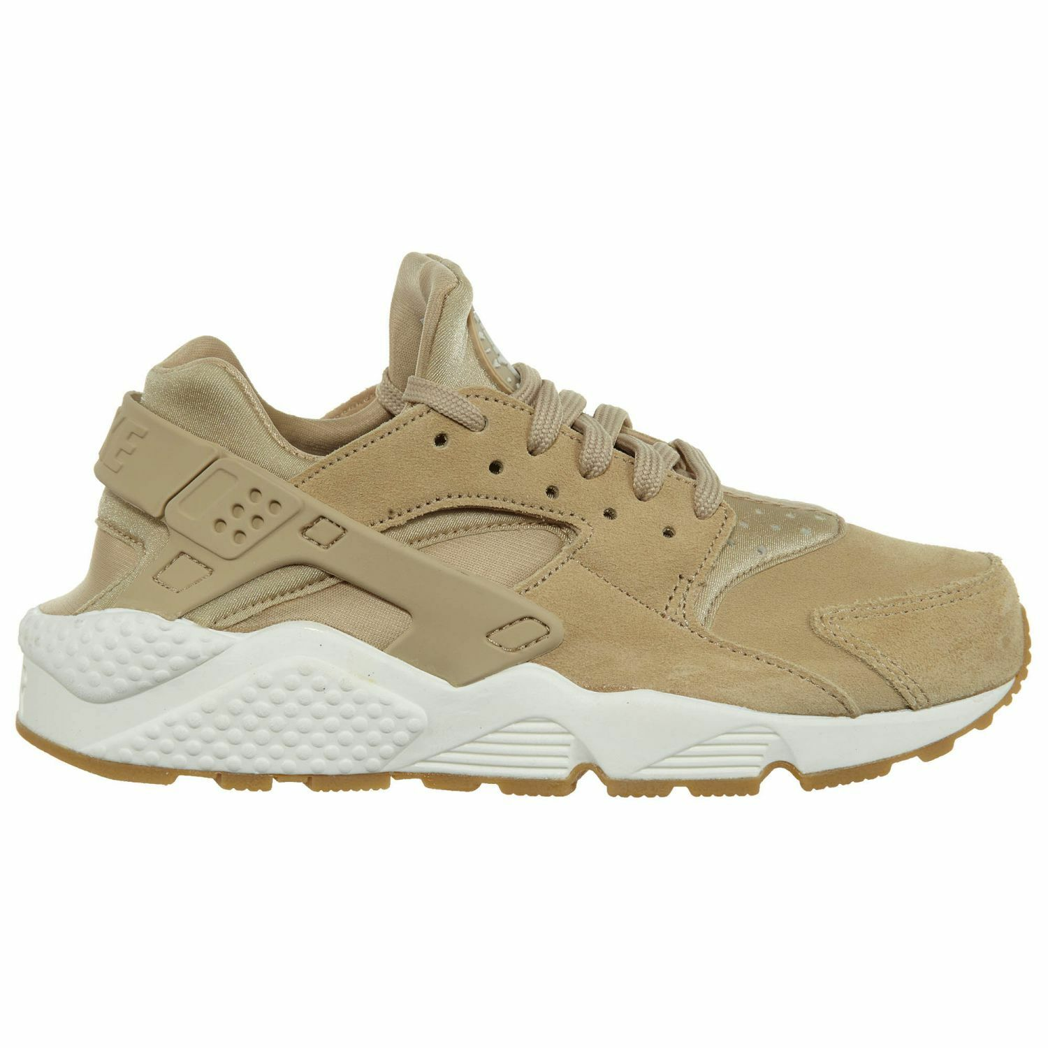 Nike Air Huarache Run SD Womens Mushroom Bone Running Shoes Comfortable