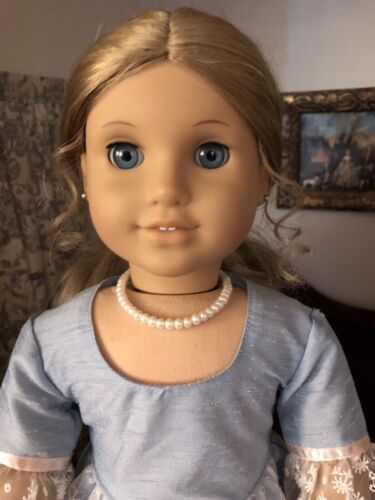 Pearl Necklace for American Girl Elizabeth