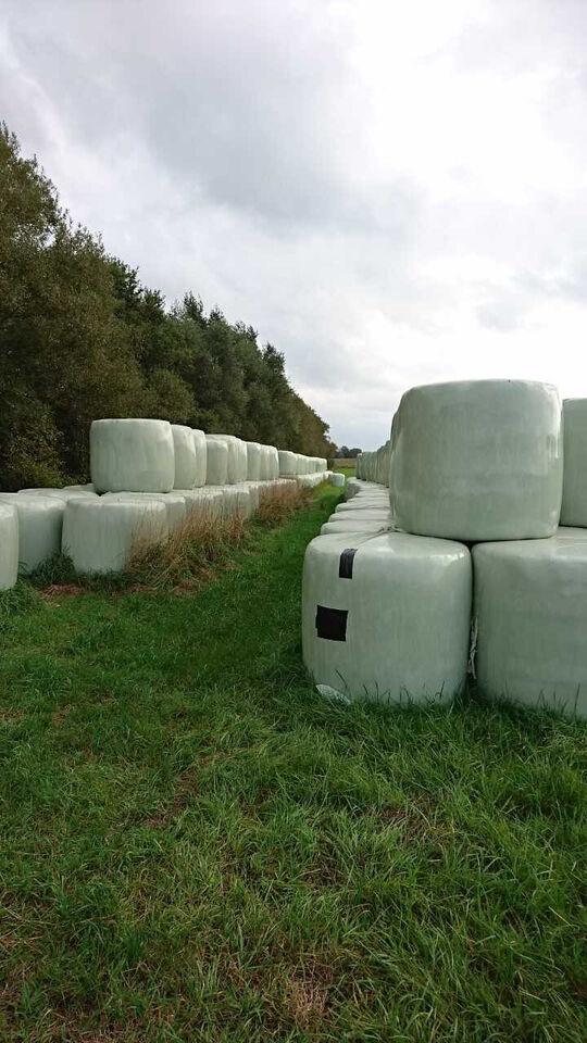 wrap hø sælges
