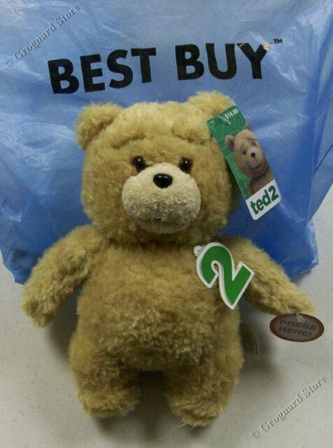 Ted 2 Talking Teddy Bear