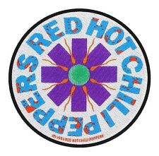 RED HOT CHILI PEPPERS - Patch Aufnäher - Sperm 9x9cm