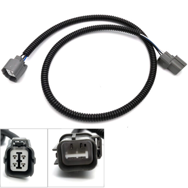 "32"" 4 WIRE O2 OXYGEN SENSOR EXTENSION HARNESS FOR HONDA"