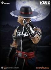 WORLDBOX MORTAL KOMBAT SUB ZERO KUNG LAO 1/6 scale Action figure