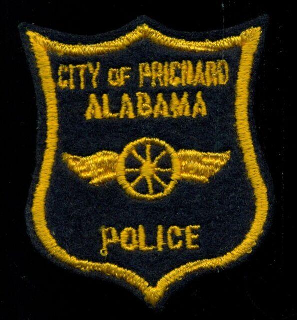 Prichard Alabama: City Of Prichard Alabama Police Patch Diamond