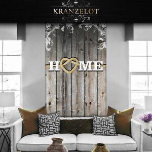 wandtattoo Tapete Türfolie Bordüre Folie Holzwand Home Holzoptik ...