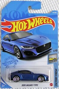2021 Hot Wheels B Case - #25 2020 Jaguar F-Type - New ...