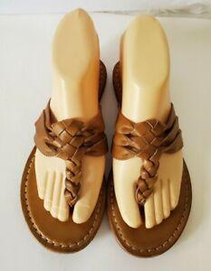 Frye-Carson-Twisted-braided-Thong-Sandal-Women-s-Size-5-5