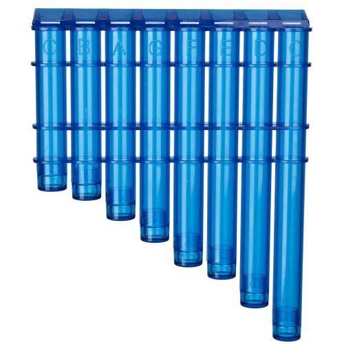 blue Woodstock Pan Flute