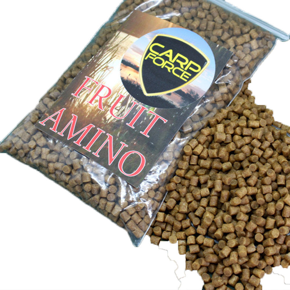 Carp force fruit amino carp feed pellets high grade with boosted amino compound