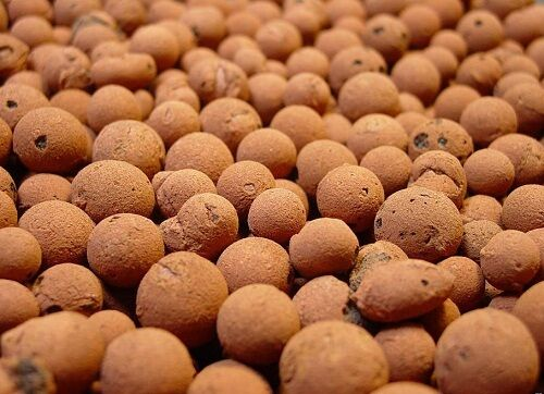 HYDROTON Clay Pebbles Growing Media Expanded Clay Rocks You Save Choose in LITER