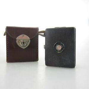 Zeiss Ikon Baby Box Kamera / camera mit Tasche - Deutschland - Zeiss Ikon Baby Box Kamera / camera mit Tasche - Deutschland