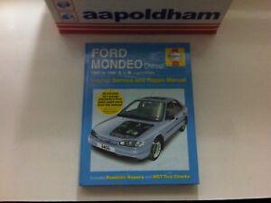 Tout-Neuf-Manuel-Haynes-Ford-Mondeo-MK1-1993-1996-1-8-TD-Diesel-Soldes-Titre