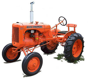 Other Allis Chalmers Model B