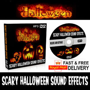 image is loading halloween horror sound effects 2017 music dvd mp3