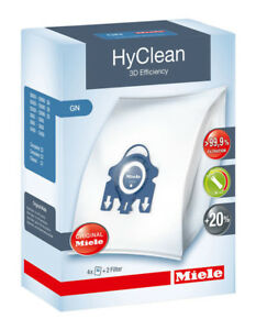 GN 3D Hyclean Dustbag: Suits S400  S600  S800  S2000  S5000  S8000 Series Classi