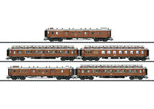 Trix 24793 Wagen Set 5-teilig CIWL Ep1 braun Orient-Express H0 DC