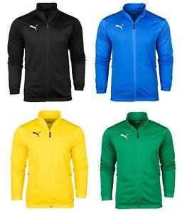 Puma Liga Training Jacket Electric Herren Trainingsjacke