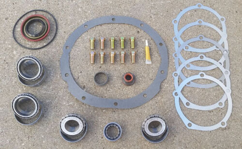 "9 Inch 9/"" Ford Master Bearing Installation Kit Timken USA 2.89 Rearend"