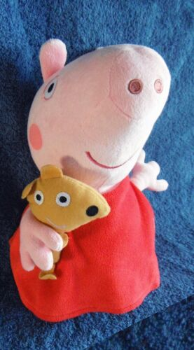 1818 Peppa Pig with teddy One2Play 2008 29cm