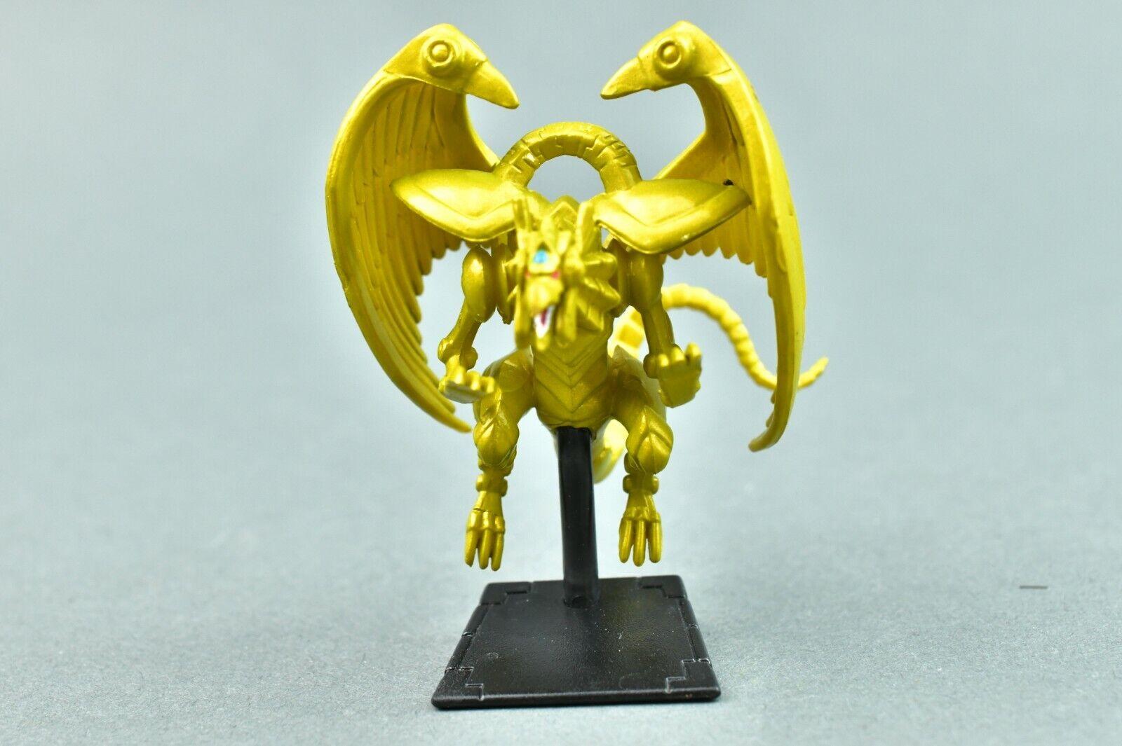 Yu Gi Oh - The Winged Dragon Of Ra -  Mattel 1996 Vintage Mini Figurines  garanti