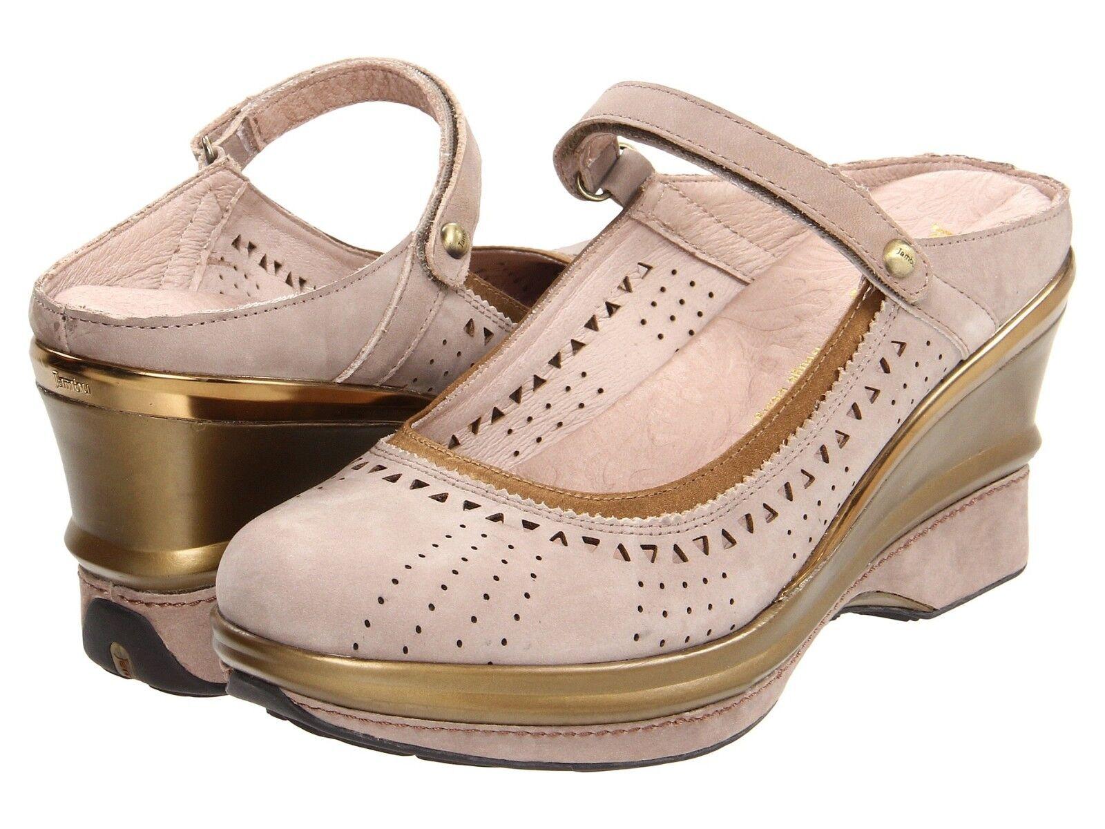 Size 8.5 JAMBU (Leather) Womens shoes  Reg 150 Limited offer Sale  49.99