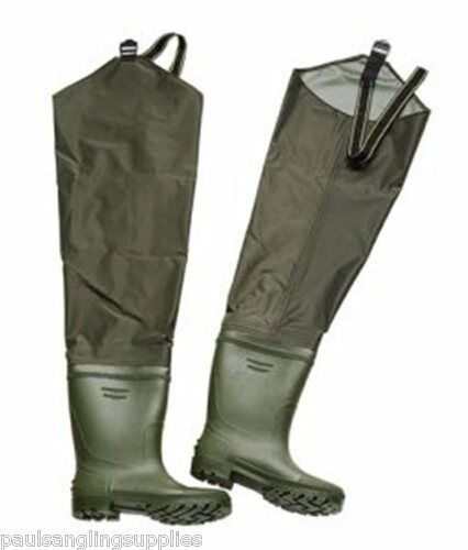 Fladen Fishing Fly Course Sea  Thigh   Hip Waders - All sizes
