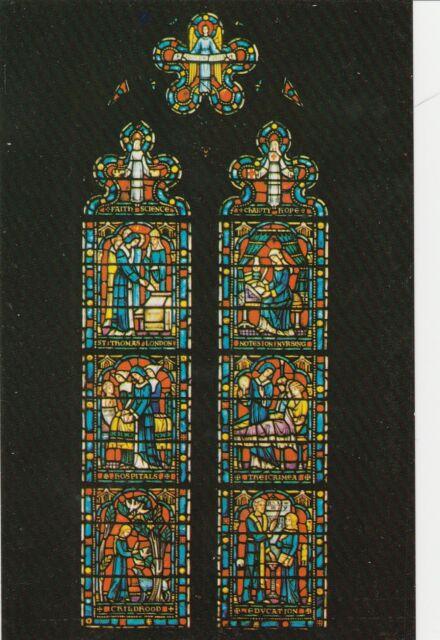 *(M)  Washington, DC - Washington Cathedral - Florence Nightengale Window