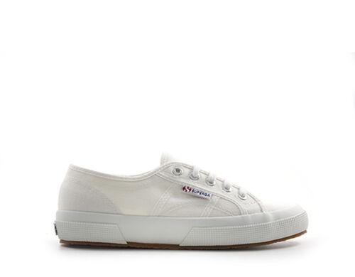 901d Donna Bi S000010 Bianco Sneakers Superga Scarpe Tessuto wzaZ8Bq