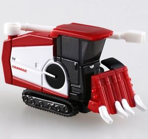 New Tomy Tomica 28 YANMAR COMBINE YH590 1/71 scale Japan | eBay
