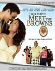 Tyler Perry's Meet The Browns 0031398236139 With Angela Bassett Blu-ray