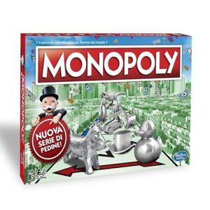 MONOPOLY-RETTANGOLARE-Gioco-da-tavolo-di-societa-Hasbro