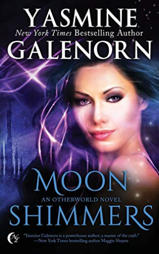 Galenorn Yasmine-Moon Shimmers (US IMPORT) BOOK NEW