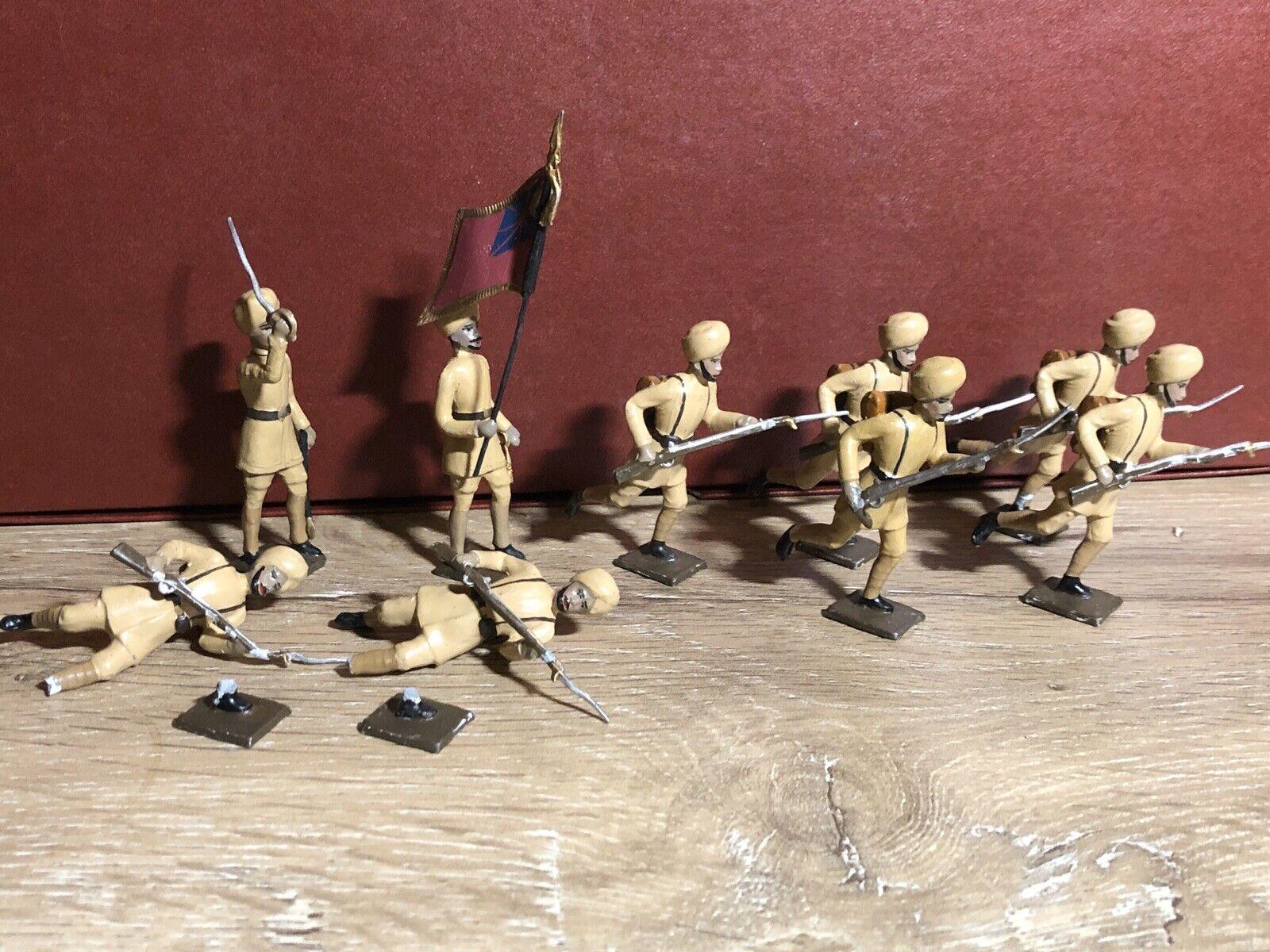 Cbg Mignot  Avanzato Punjab davantiiera Force Regiessit. Spedizione Postale Guerra