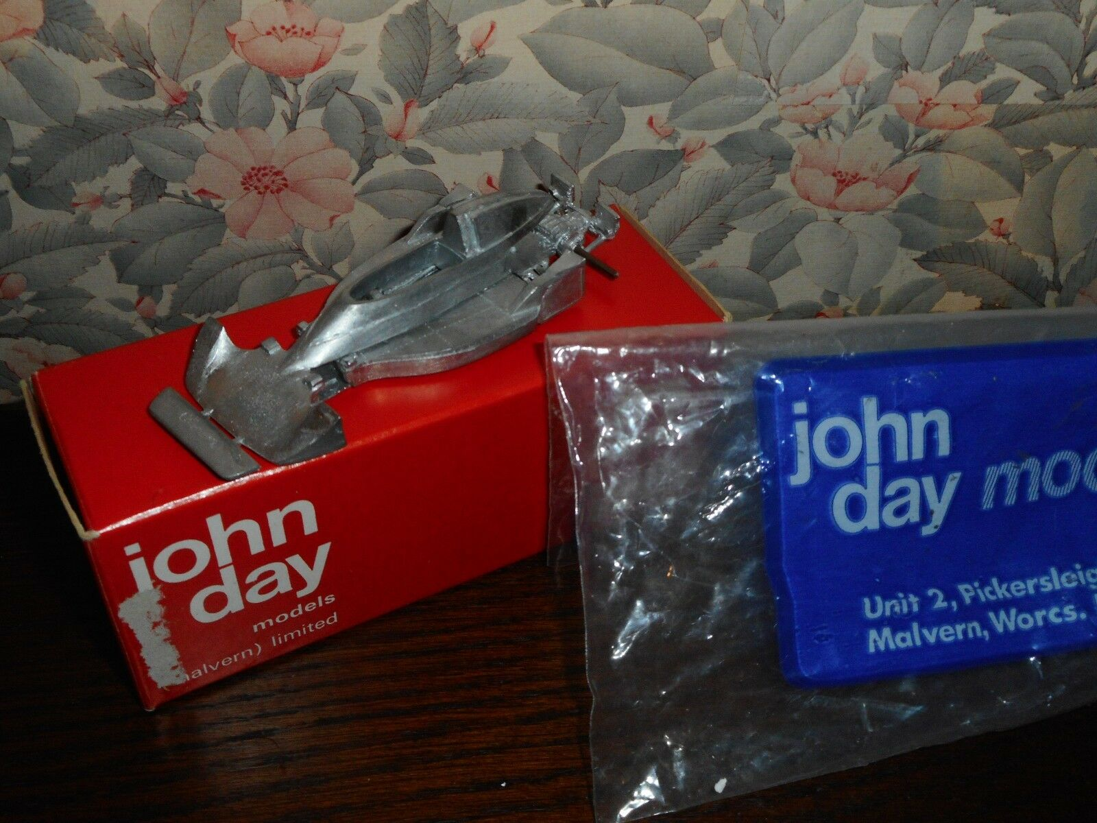JOHN DAY 238 HESKETH 308C F1 1975 1.43 kit vintage vintage vintage neuf 2e9e21