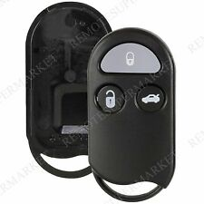 Replacement for 2000 2001 Nissan Altima Remote Car Key Entry Fob Shell Case Pad