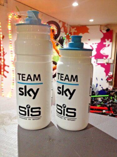 TEAM SKY ELITE water bottle bite valve bottle GENUINE SKY elite