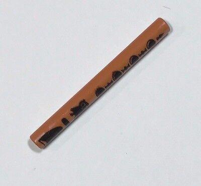 Lego Minifig Rare Flute Harry Potter kit 4706 Hagrid
