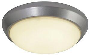 Conveniente lampada da soffitto led in alluminio Ø cm tubby a