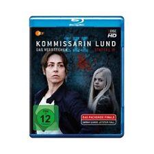 KOMMISSARIN LUND - STAFFEL 3 3 BLU-RAY TV-SERIE KRIMI/THRILLER NEU