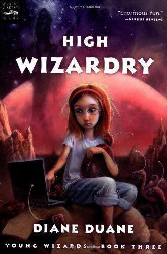 High Wizardry Taschenbuch Diane Duane
