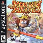 Monkey Magic (Sony PlayStation 1, 1999)