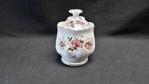 Royal-Albert-England-Bone-China-Lavender-Rose-Marmalade-Jar-with-Lid