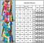 thumbnail 2 - Plus Lady Tie-dye Summer Tunic Kaftan Dress Beach Casual Loose Baggy Boho
