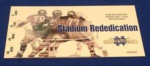 Notre-Dame-Football-Stadium-Rededication-Stamped-Ticket-September-6-1997