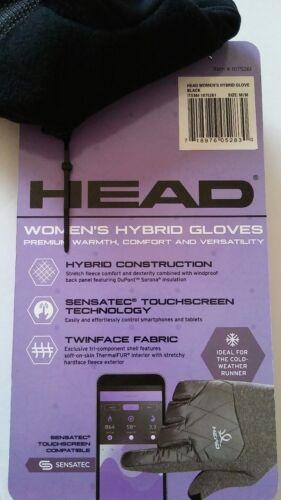 New Womens HEAD Women/'s Hybird Glove