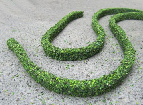 "Original Jordan Hecken grün länge 50cm 2er Set Spur N /""Top/"" 11D"