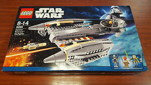 LEGO STAR WARS 8095 General Grievous Starfighter - NEW NEUF SUPERBE *RARE* !!