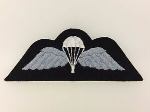 84baa0a3b Britain British Royal Air Force (R.A.F.) Paratrooper s cloth jump ...