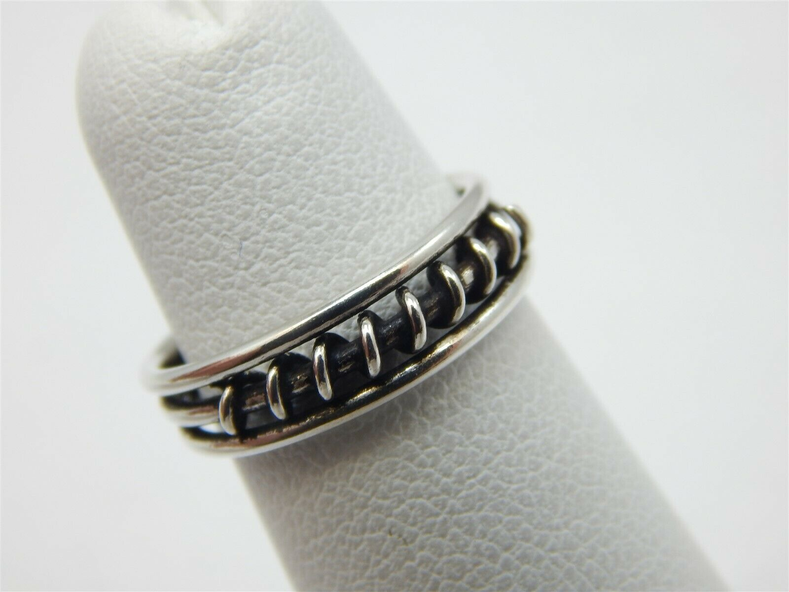 Lava Stone Jewelry Swirl Lava Wrapped Ring Wire Ring Adjustable Ring