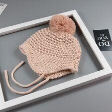 3aec833ac09 item 1 Toddler Kids Girl Boy Baby Winter Warm Earflap Crochet Knit Hat  Beanie Cap Scarf -Toddler Kids Girl Boy Baby Winter Warm Earflap Crochet Knit  Hat ...